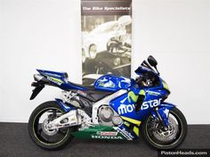 Used 2006 Honda CBR 600 RR MOVISTAR BRAND NEW OLD STOCK for sale in South Yorkshire | Pistonheads