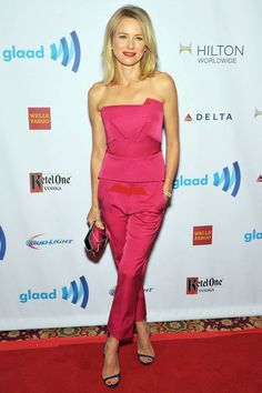 Naomi Watts at the GLAAD Media Awards. www.topshelfclothes.com