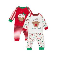 Cute, comfy and perfect for Christmas this jumper is super soft and stretchy for freedom of movement and for keeping your little girl comfortable all day. Finished off with a sparkly sequin robin design which little one's will love.