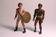 Perseus and Kalibos