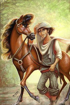 Fantasy Work by Basma Ebraheem