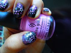 Pink New Year - Nail Art Gallery by NAILS Magazine