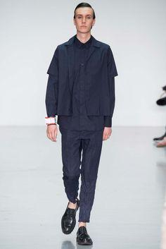 London Collections Men   Mathew Miller Saiba mais sobre os desfiles do #LondonCollectionsMen em moda.atarde.com.br