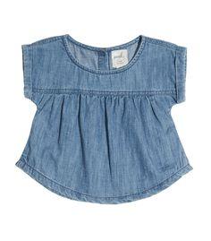 Baby Lulu Top - Tops & Tees - Shop - baby girls | Peek Kids Clothing