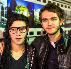 Skrillex + Zedd