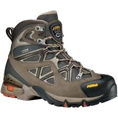 one of my favorite boots for backpacking or long hikes the Asolo Attiva GTX Best Hiking Boots, Hiking Boots Women, Backpacking, Walking, How To Wear, Mountain Equipment, Accessories, Shopping, Shoes
