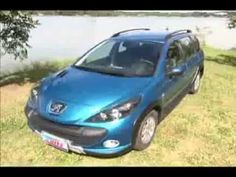 Vrum testa o Peugeot 207 SW Escapade - YouTube