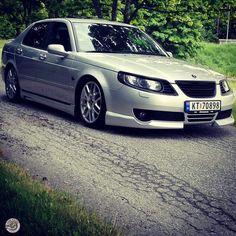 Saab 9-5 dame edna
