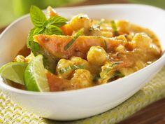 Fruchtiges Curry mit Jakobsmuscheln ist ein Rezept mit frischen Zutaten aus der Kategorie Muscheln. Probieren Sie dieses und weitere Rezepte von EAT SMARTER!