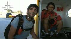 Hamdan MRM y Nasser Al-Neyadi
