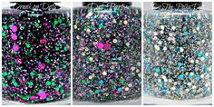 The Dot Dot Dot Collection Custom Glitter Nail Polish · Spellbound ...