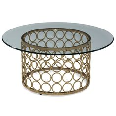 Bassett Mirror Carnaby Coffee Table
