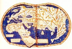 Evolution of the World Map 15th century