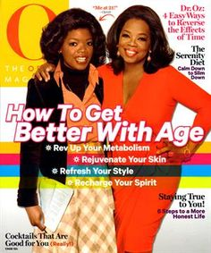 With a Oprah magazine subscription, you can enjoy compelling stories, articles on relationships, fashion, health, beauty, careers, books, food and home design.