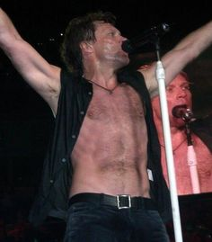 jon bon jovi shirtless | shirtless thursday | Tumblr