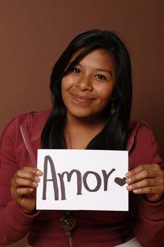 Love, Dalila Hernandez, Estudiante, Monterrey, México.