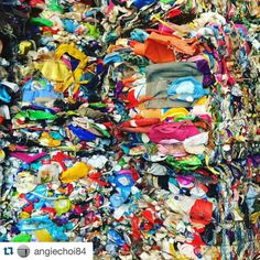 #Repost @angiechoi84 with @repostapp.  So much #waste...