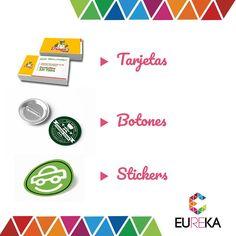 Lograrás generar fidelización y posicionarte ante un público nuevo, tenemos un amplio catálogo de material publicitario. Eureka Pereira 3255278/ 3147908139