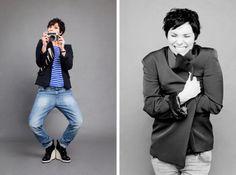 Portrait -  Dyanne Beekman Photography: Dana van Leeuwen, Styling: Tamara Botter, Hair/make-up: Elles@Makeupland