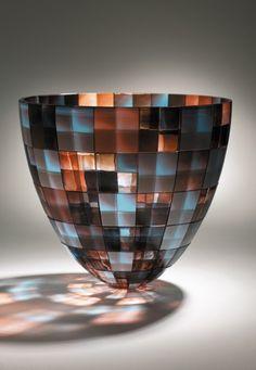 ronbeckdesigns:  Kevin Gordon | art glass