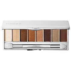 Wear Everywhere Nudes.  All About Shadow 8-Pan Palette - CLINIQUE | Sephora