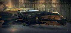 Space Racer UB666 by Shue13.deviantart.com on @DeviantArt: