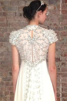 Jenny Packham wedding dress. #weddingdress. Need help with any aspects of wedding planning and styling? visit www.rosetintmywedding.co.uk