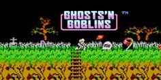 Considerado por la mayoría de revistas y especialistas como el 2º juego más difícil de la historia, hoy vamos a tratar sobre una de las adaptaciones más populares del Arcade de los años 80: Ghosts 'n Goblins, a consolas de sobremesa, concretamente su adaptación para nuestra querida Nintendo NES.   #acciona #aventuras #Ghosts'nGoblins #plataformas