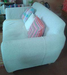 Ravelry: spinningdebs' String Crochet Sofa Cover