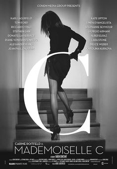 Mademoiselle C: Watch the Carine Roitfeld Documentary Trailer