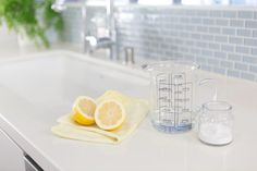 How to use natural ingredients to clean a bad-smelling drain.