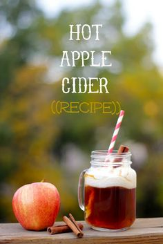 oh, sweet joy!: ((handmade monday)) the BEST hot apple cider recipe