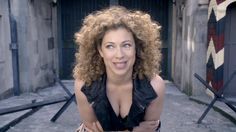 "Well, I was on my way to this gay Gypsy bar mitzvah for the  disabled, when I suddenly thought, ""Gosh, the Third Reich's a bit rubbish, I think I'll kill the Fuhrer."" -- River Song"