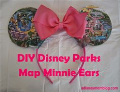 diy disney ears - Google Search