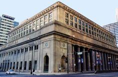 Union Station, 1925, Chicago, Illinois D Burnham