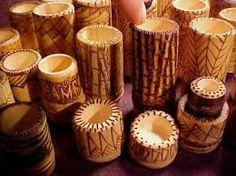 Resultado de imagen para bamboo crafts