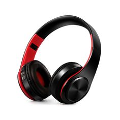 HIFI stereo earphones bluetooth headphone music headset FM and support SD card with mic for mobile xiaomi iphone sumsamg tablet //Price: $13.94//     #electonics