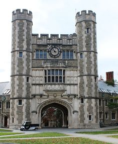 Before You Apply to Princeton, Check Out This Admissions Data: Blair Arch at Princeton University