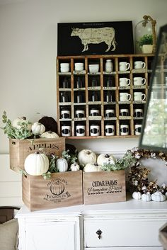 Liz Marie's Finding Fall Home Tour