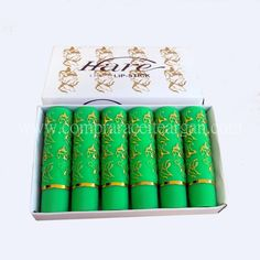 Pintalabios mágico verde Hare - Pack de 6 labiales marroquíes en oferta