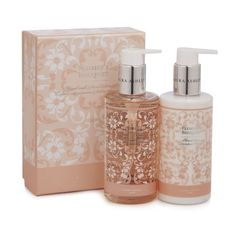 Florists Bouquet Hand Wash and Lotion Gift Set by Laura Ashley