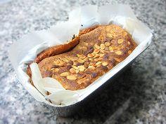 delilicias: bolo de amêndoa.