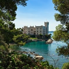 All things Europe Miramare Castle, Italy