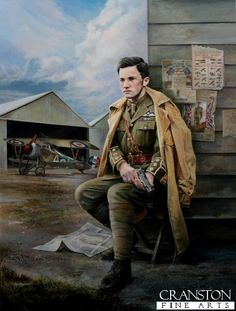 Albert Ball, VC by Chris Collingwood.