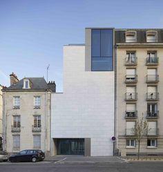 Musée d'arts de Nantes / Stanton Williams | Netfloor USA