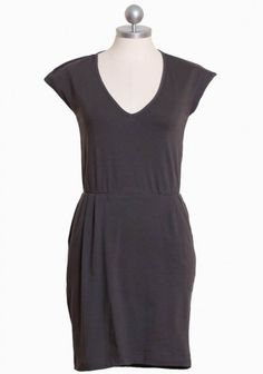 The best $36 a girl can spend.  Every time I wear this dress, girls covet it.  And it is AMERICAN MADE.  Looks great plain or accessorized.  I won't even hate if you copy cat my look!  It is that good of a dress.  Oh yeah, and it has pockets too!