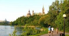 O que fazer no Verão em Ottawa #viagem #canada #viajar Ottawa, Quebec, Montreal, Vancouver, Toronto, Weather, Tips, Language, Traveling