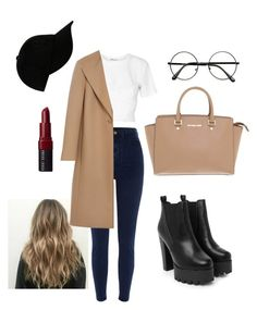 """""""Untitled #13"""" by luissssaa on Polyvore featuring T By Alexander Wang, River Island, Mulberry, Nasty Gal, Michael Kors, STONE ISLAND and Bobbi Brown Cosmetics"""