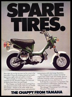 Yamaha Chappy, USA 1978