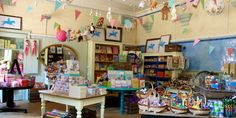 The Toy Shop at the Stables  ©National Trust, Waddesdon Manor.  Photo: Pascale Cumberbatch